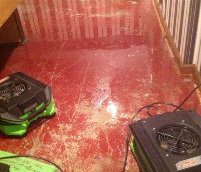 Plain City Home Flooded During Recent Storms