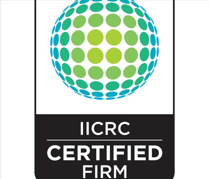 Commercial IICRC Certified Firm