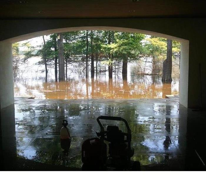 Storm Damage When Storms or Floods hit Delaware County, SERVPRO is ready!