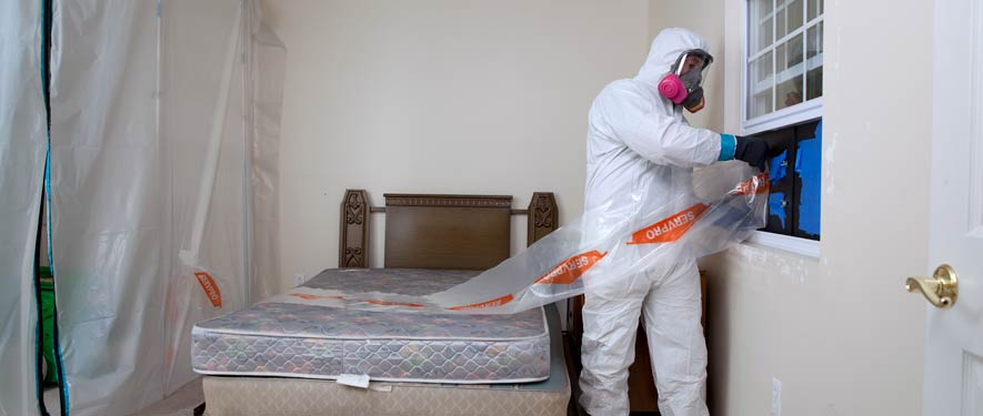 Westerville, OH biohazard cleaning