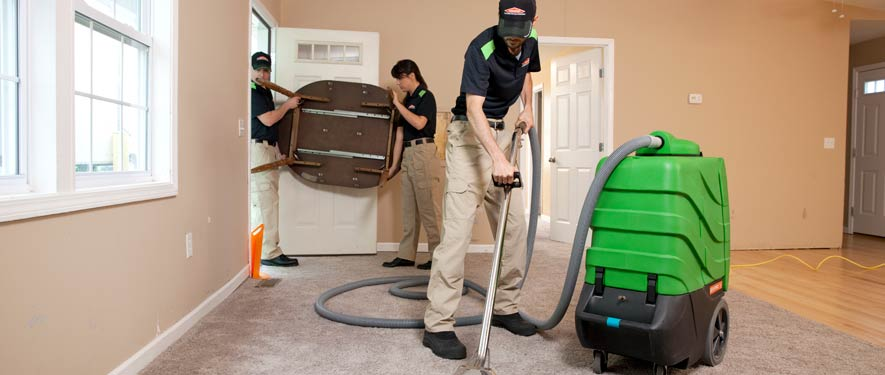 Westerville, OH residential restoration cleaning